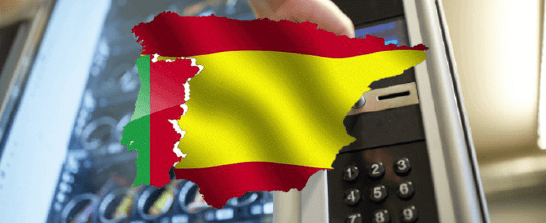 Le vending machine in Spagna e Portogallo. I dati 2018