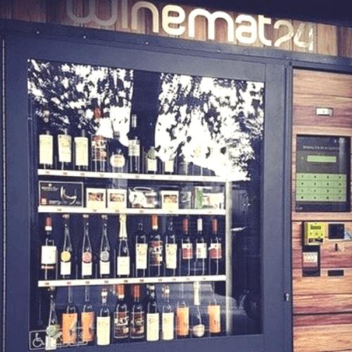 Winemat24 a Prato. L'enoteca 4.0 prodotta da Daint
