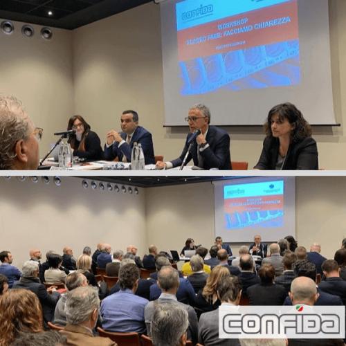 Un workshop sulla plastica del Gruppo Imprese di Gestione di CONFIDA