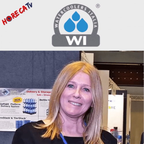 HorecaTv.it. Intervista a Acquafair 2019 con Marzia Mariotti di Watercoolers Italia