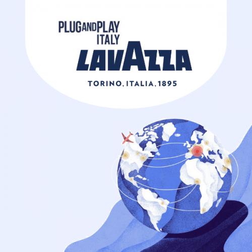 Lavazza co-fondatore di Plug & Play Italy in nome dell'innovazione