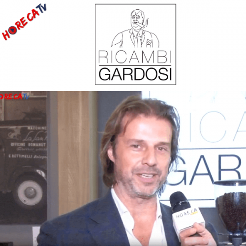 HorecaTv.it. Intervista a TriestEspresso 2018 con Massimiliano Gardosi di Ricambi Gardosi srl