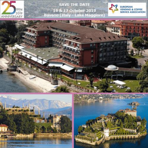 Save the date! EVEX 2019 si terrà in Italia ad ottobre