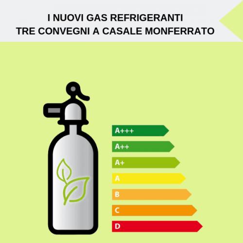 In Italia tre incontri internazionali sui nuovi gas refrigeranti