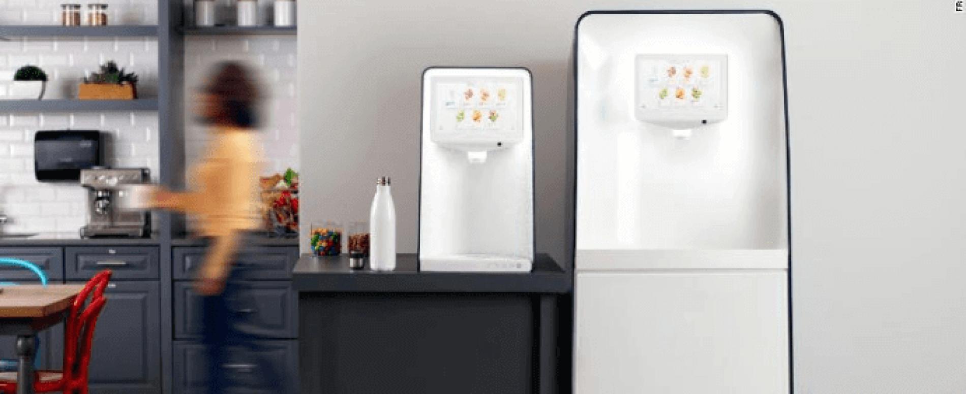 PEPSICO lancia un dispenser più salutare per l'uomo e l'ambiente