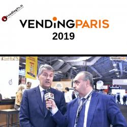 Vending Paris 2019. Intervista con M. Trapletti – presidente di CONFIDA