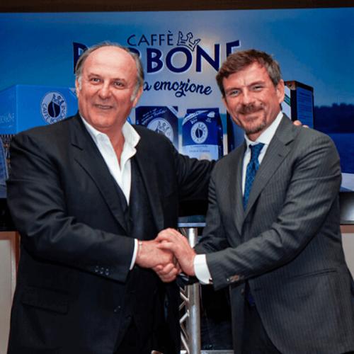 L'evento per il lancio della comunicazione 2019 di Caffè Borbone
