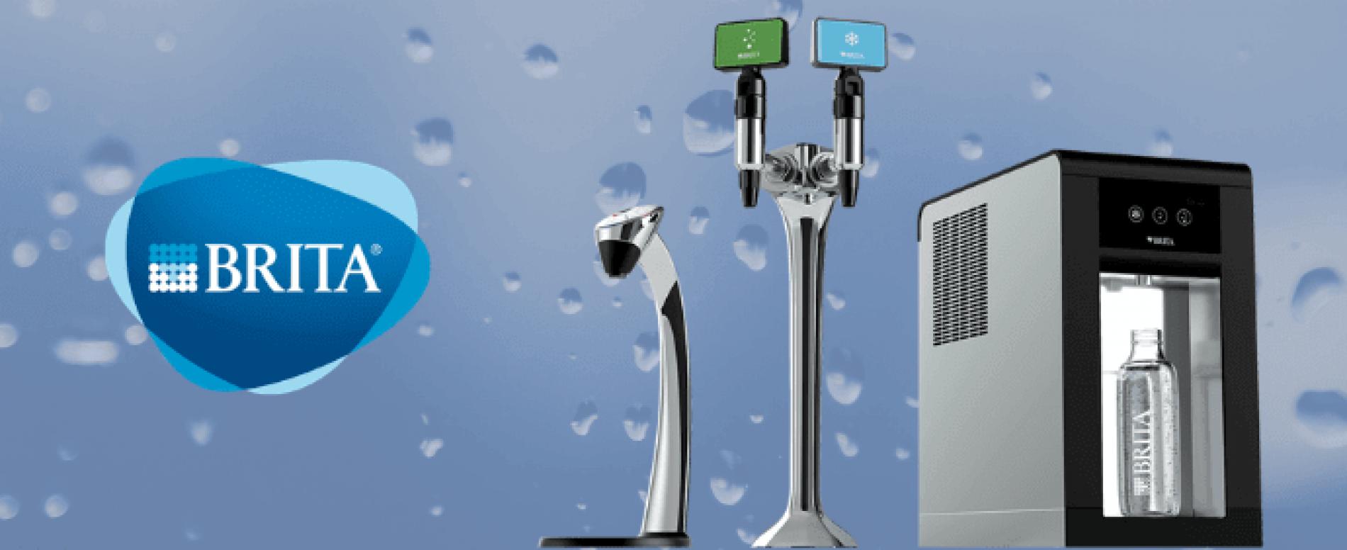 Brita apre a Varese un sito per la produzione di erogatori d'acqua