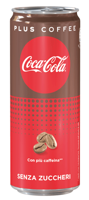 Coca-Cola Plus Coffee