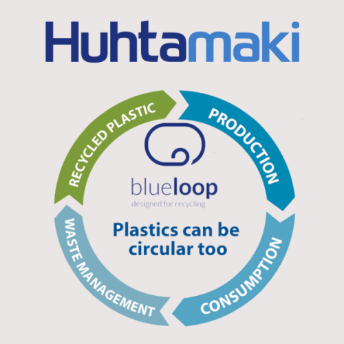 Huhtamaki lancia blueloop, il nuovo packaging monomateriale