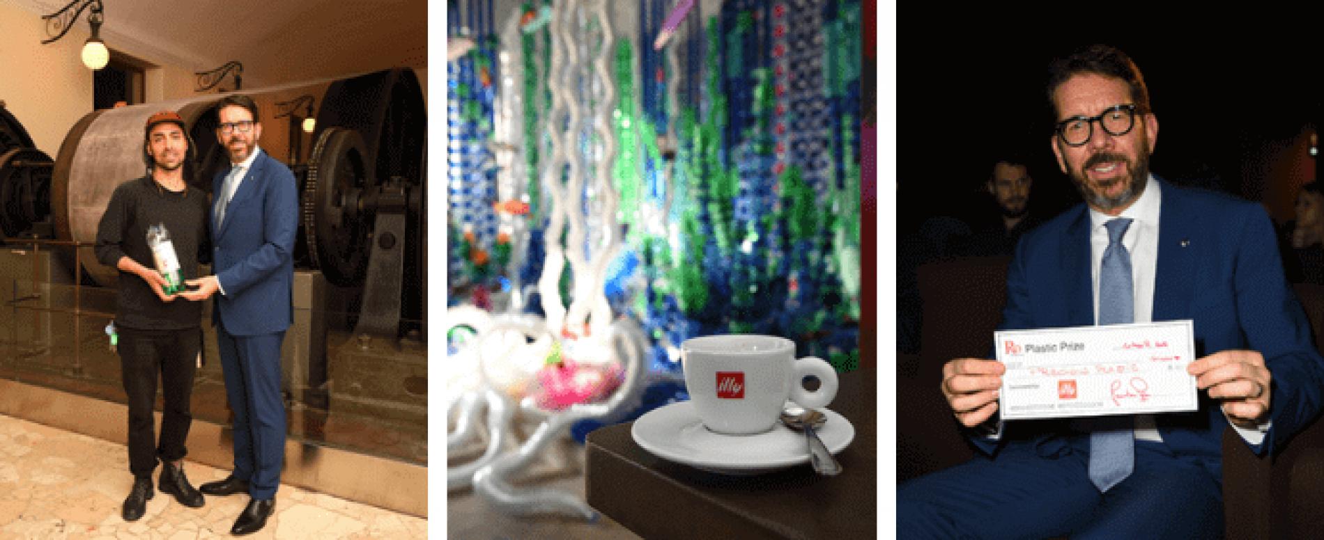 """illycaffè assegna il premio """"Progetti per l'Innovazione Consapevole"""" a Precious Plastic"""