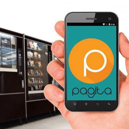 Crowdfunding per Pagita, la app per distributori automatici