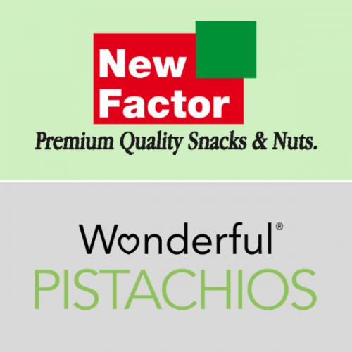 La Wonderful Pistachios sceglie New Factor per la distribuzione in Italia