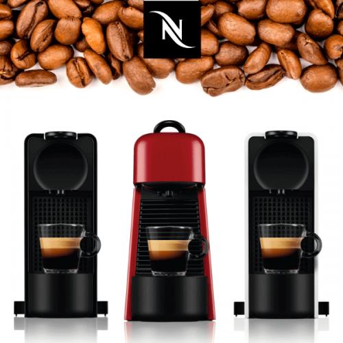Nespresso Essenza Plus permette di ordinare il caffè con un click