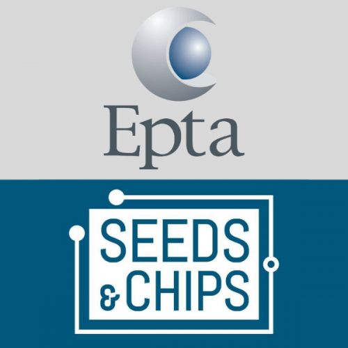 EPTA a Seeds & Chips con la vending machine London Meal