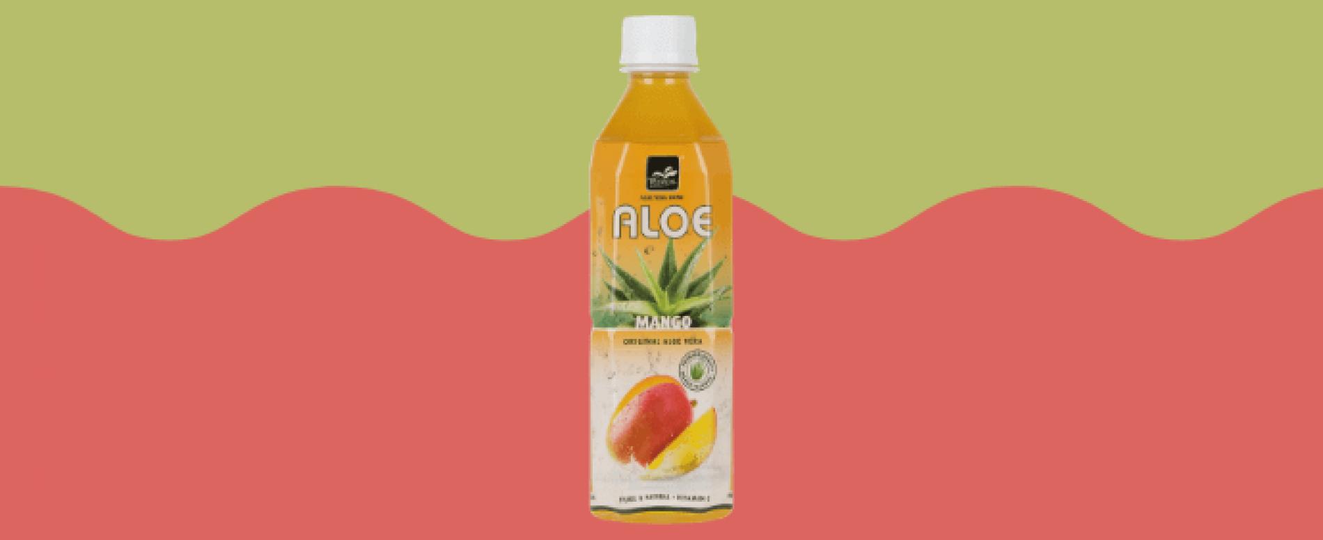Tropical lancia l'Aloe Vera al Mango