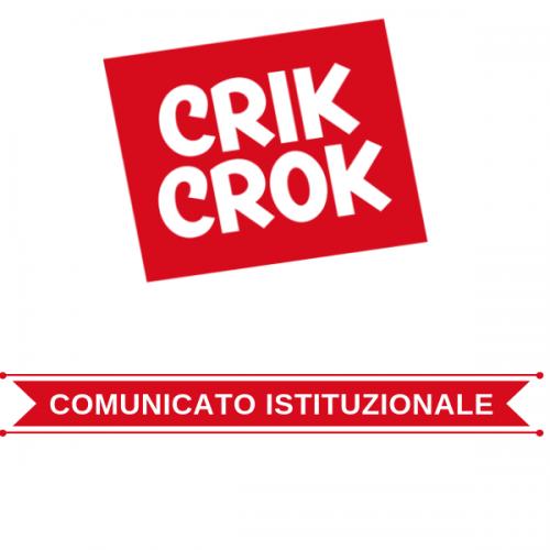 Inizia il processo di risanamento e rilancio di Crik Crok