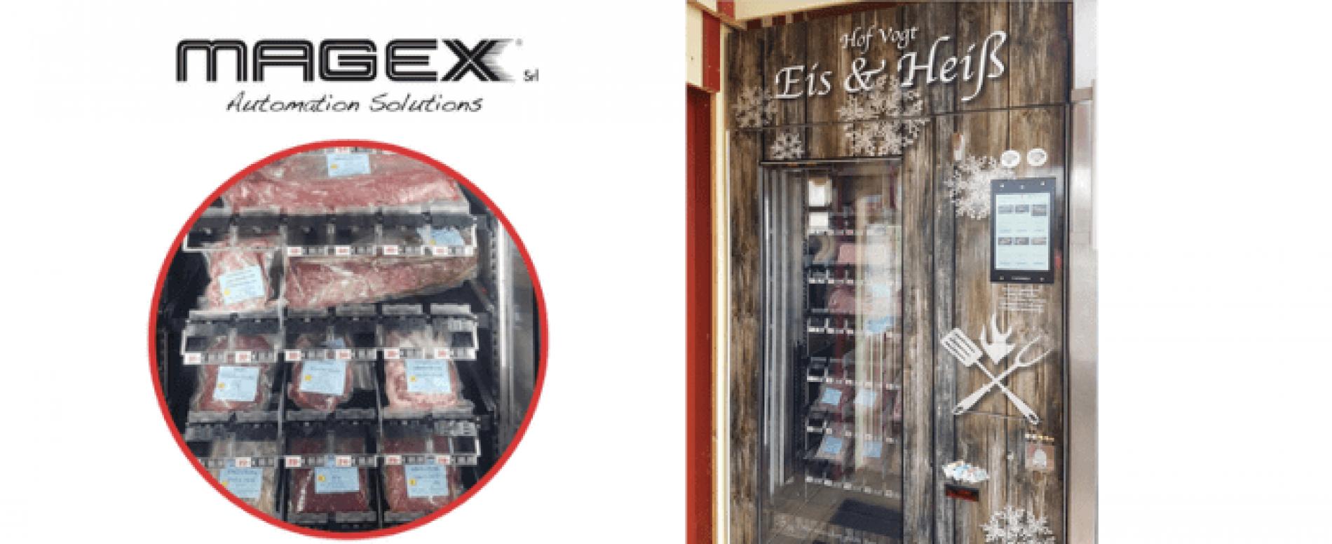 Alaska di Magex vende carni di qualità  in Baviera!