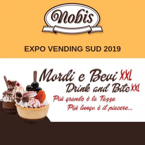 A Expo Vending Sud Nobis presenta la tazza di pasta frolla XXL