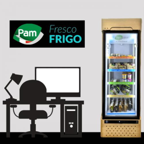 FrescoFrigo, tutta la freschezza dei Pam local a portata di app