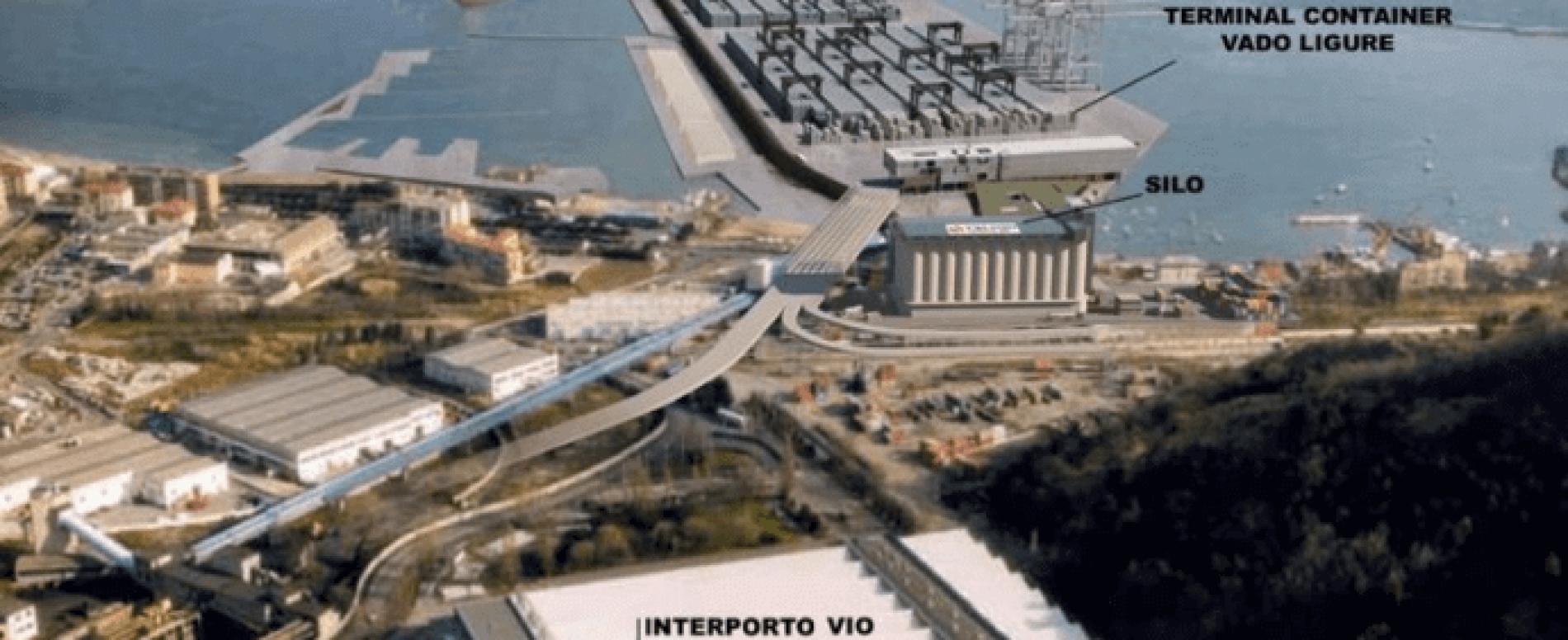 A Vado Ligure il più grande silos di caffè verde in Europa