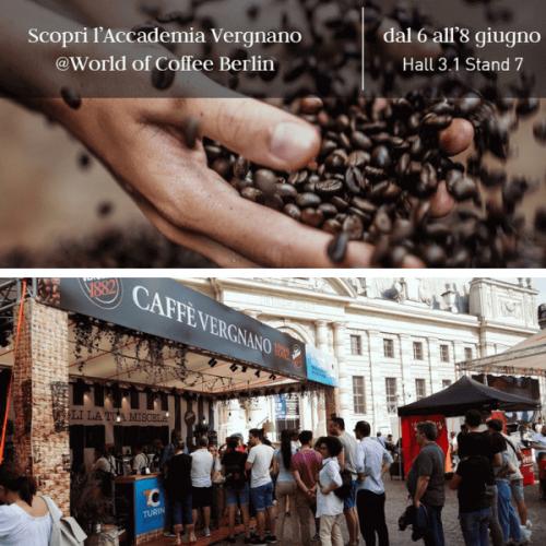 Un mese di giugno impegnativo per Caffè Vergnano