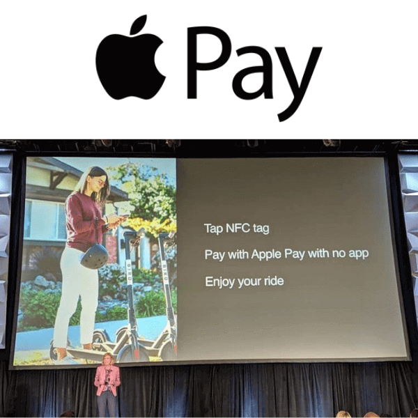 Pagamenti elettronici. Arriva il TAG di Apple Pay
