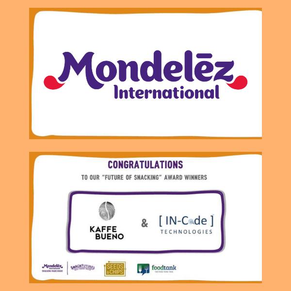 """Mondelēz annuncia i vincitori del concorso """"Future Of Snacking"""""""