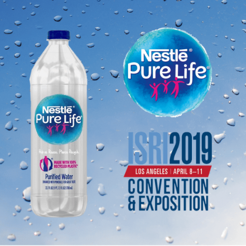 A Nestlé Waters North America il premio Design for Recycling