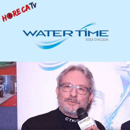 HorecaTv.it. Intervista a Acquafair 2019 con Stefano Piccinini di Water Time