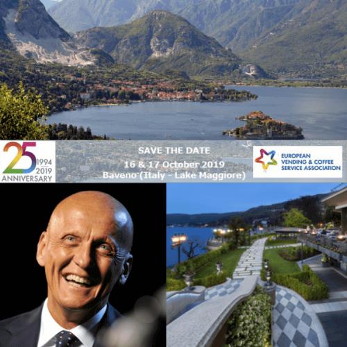Pierluigi Collina relatore d'eccezione a EVEX 2019
