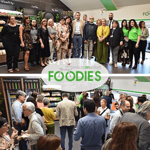 Gruppo Argenta allestisce un Foodie's al Comune di Parma