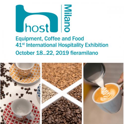 A HostMilano l'appuntamento col SIC – Salone internazionale del caffè