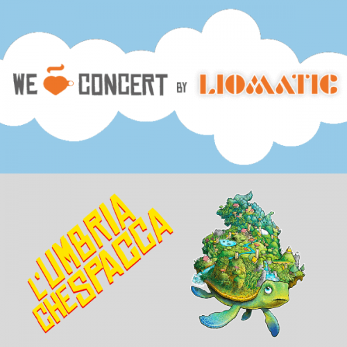 Liomatic lancia il contest #WeLoveConcert