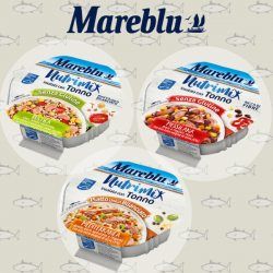 Le novità delle Insalate Nutrimix di Mareblu anche senza glutine
