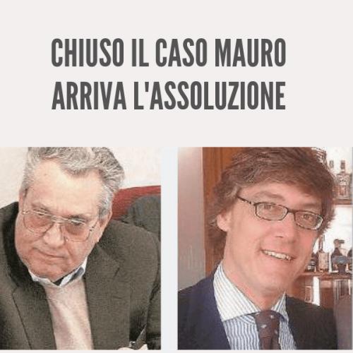 Processo Mauro: si chiude dopo 14 anni con un'assoluzione
