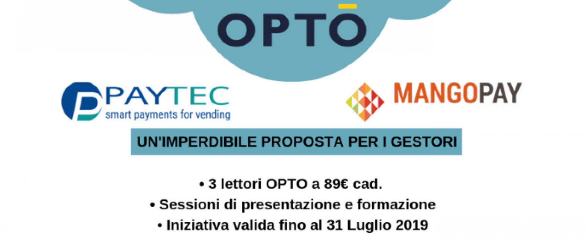Due nuove tappe per presentare l'offerta OPTO di Paytec e Mangopay