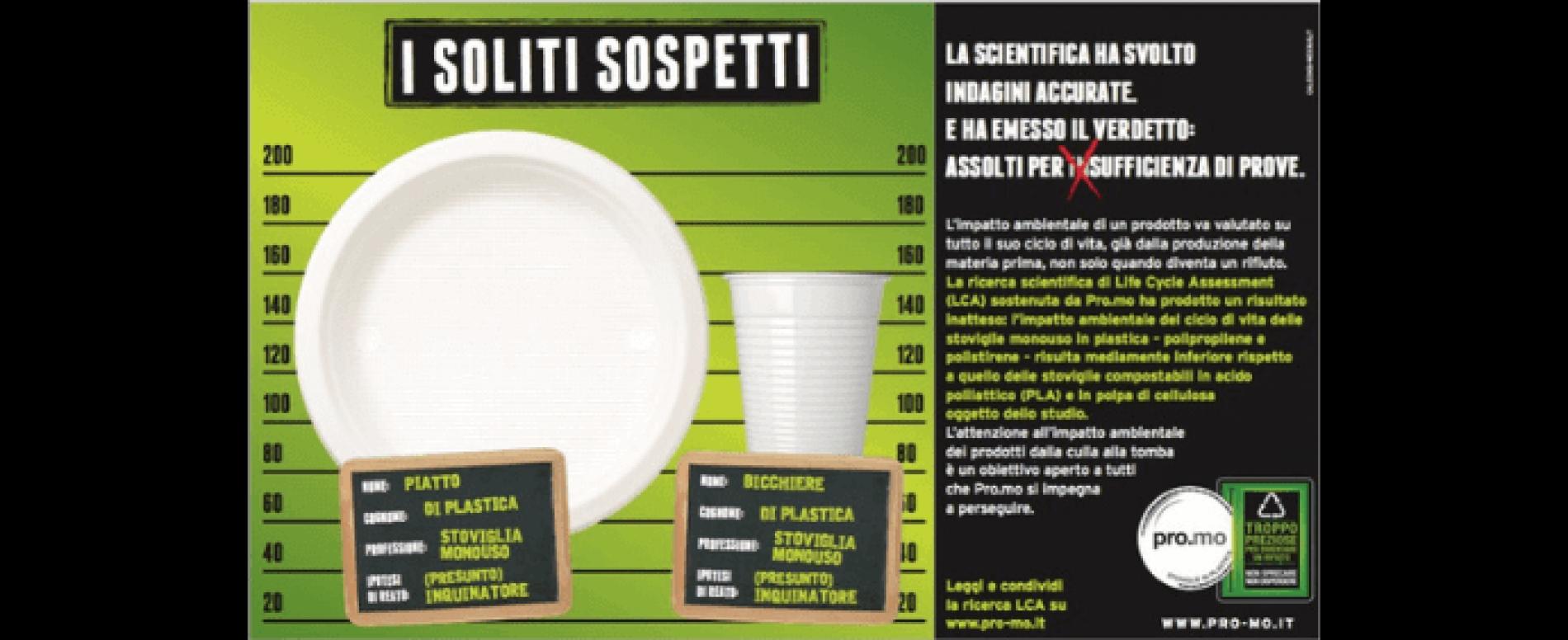 Lettera aperta dei produttori di monouso ai sindaci d'Italia