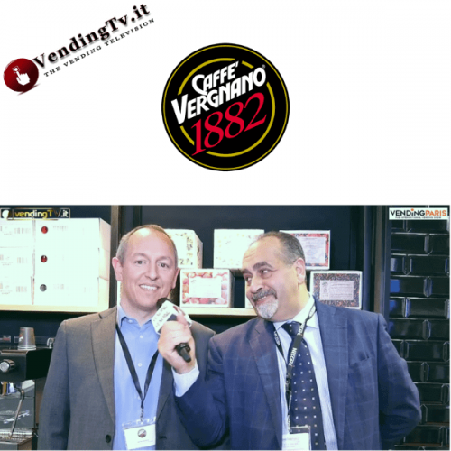 Vending Paris 2019. Intervista allo stand di Caffè Vergnano