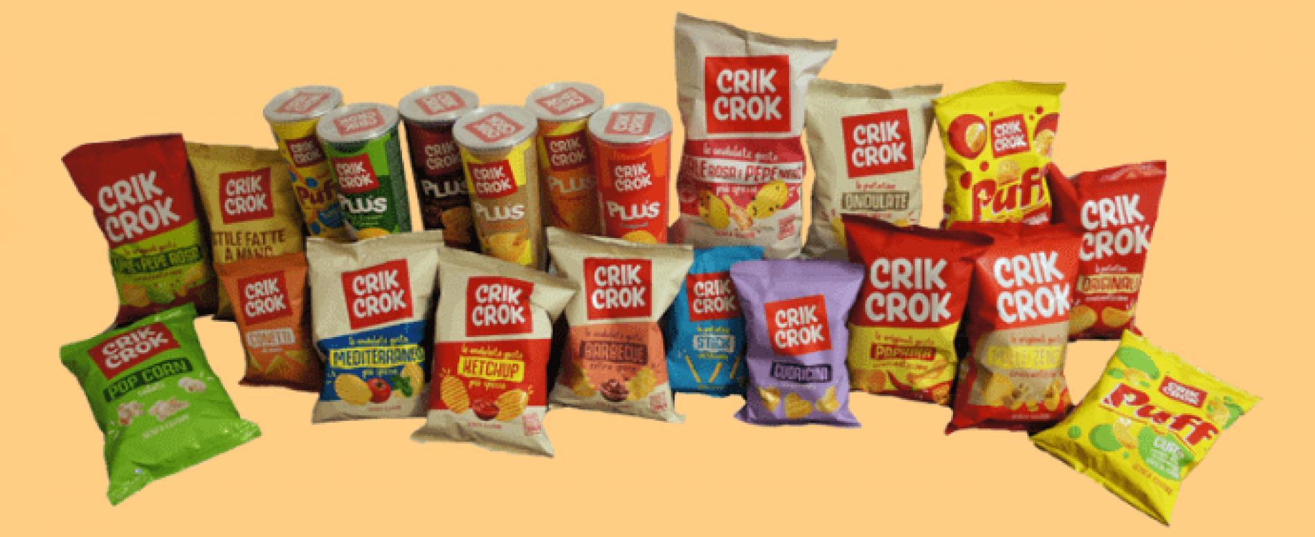Prende forma il nuovo percorso del marchio Crik Crok