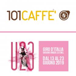101CAFFE' promuove la 42° edizione del Giro d'Italia Under 23