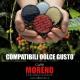 Caffè Moreno amplia la gamma delle miscele Dolce Gusto*