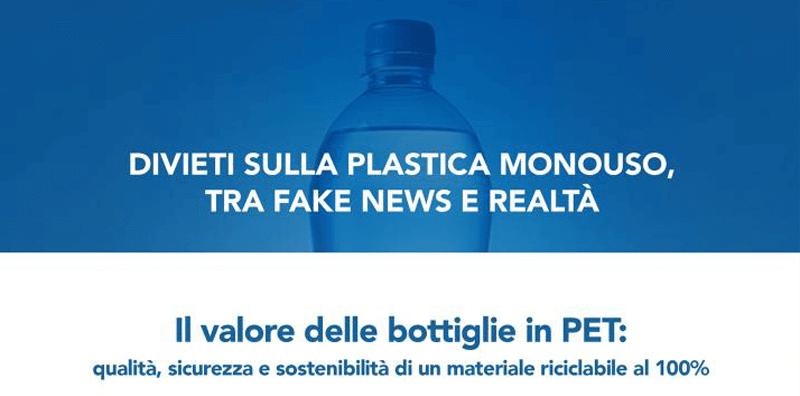 convegno divieti sulla plastica monouso tra fake news Marco Alemanno 2019