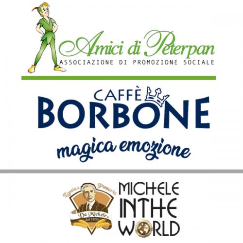 """Caffè Borbone sostiene l'associazione """"Amici di Peterpan"""""""