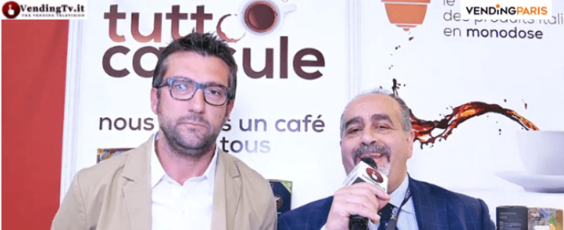 Vending Paris 2019. Intervista allo stand Tuttocapsule