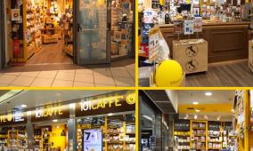101CAFFE' debutta nel travel retail a Milano e Roma