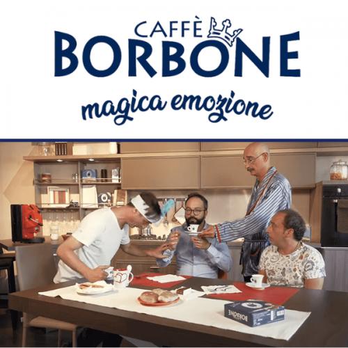 "In arrivo la webserie ""Magica Emozione"" firmata Caffè Borbone"