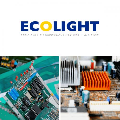 Ecolight raccoglie quasi 24 mila tonnellate di rifiuti elettronici