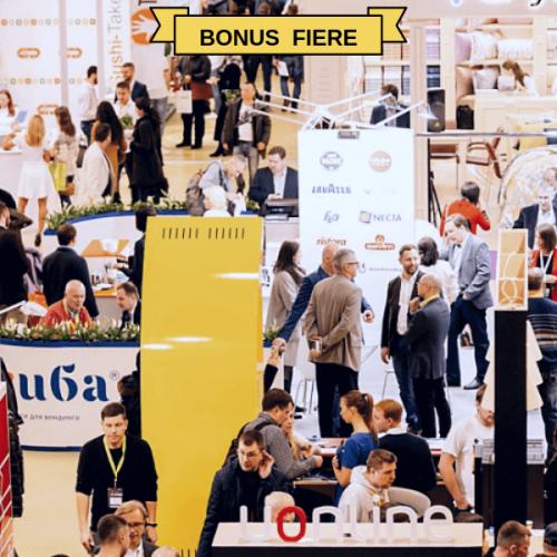 Bonus per partecipazione delle PMI alle fiere esteso anche all'Italia