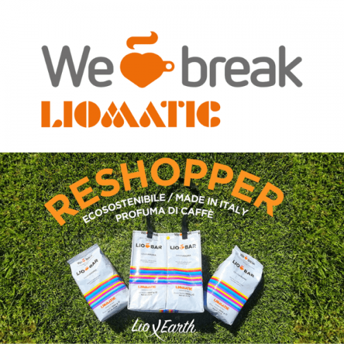 REshopper & LioXEarth la risposta ecosostenibile di Liomatic